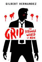 Image: Grip: The Strange World of Men HC  - Dark Horse Comics