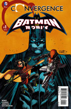 Image: Convergence: Batman and Robin #1 - DC Comics