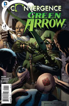 Image: Convergence: Green Arrow #1 - DC Comics