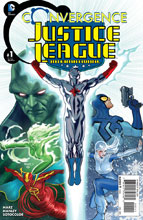 Image: Convergence: Justice League International #1 - DC Comics