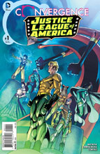 Image: Convergence: Justice League of America #1 - DC Comics