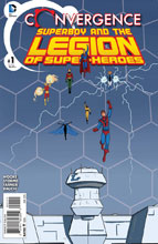 Image: Convergence: Superboy and the Legion of Super-Heroes #1 - DC Comics