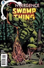 Image: Convergence: Swamp Thing #1 - DC Comics