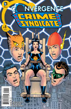Image: Convergence: Crime Syndicate #1 - DC Comics