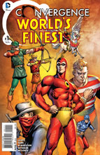 Image: Convergence: World's Finest #1 - DC Comics