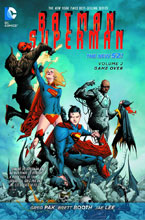 Image: Batman / Superman Vol. 02: Game Over SC  (N52) - DC Comics