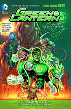 Image: Green Lantern Vol. 05: Test of Wills SC  (N52) - DC Comics