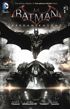 Image: Batman: Arkham Knight Vol. 01 HC  - DC Comics
