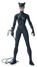 Image: DC Comics Designer Series Action Figure 04: Jae Lee Catwoman  - DC Comics