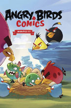 Image: Angry Birds Comics Vol. 02: When Pigs Fly HC  - IDW Publishing