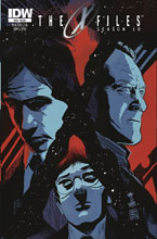 Image: X-Files: Season 10 #23 - IDW Publishing