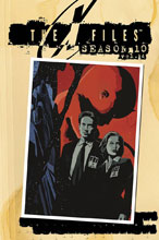 Image: X-Files: Season 10 Vol. 04 HC  - IDW Publishing