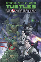 Image: Teenage Mutant Ninja Turtles / Ghostbusters SC  - IDW Publishing