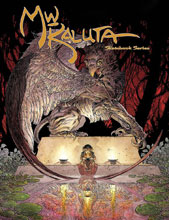 Image: Michael Wm. Kaluta: Sketchbook Series, Vol. 05 SC  - IDW Publishing