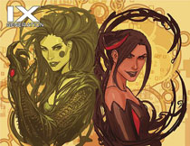 Image: IXth Generation Hidden Files #1 (cover A) - Image Comics - Top Cow