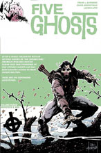 Image: Five Ghosts Vol. 03: Monsters & Men SC  - Image Comics