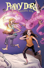Image: Penny Dora & the Wishing Box Vol. 01 SC  - Image Comics