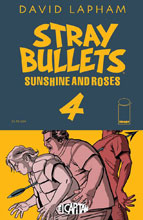 Image: Stray Bullets: Sunshine & Roses #4 - Image Comics