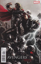 Image: Avengers #44 (Age of Ultron movie variant cover A - 04421) - Marvel Comics