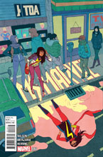 Image: Ms. Marvel #14 - Marvel Comics