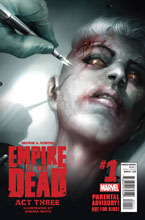 Image: George Romero's Empire of the Dead: Act Three #1 - Marvel Comics