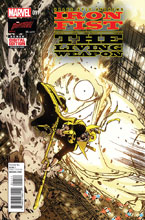 Image: Iron Fist: The Living Weapon #11 - Marvel Comics