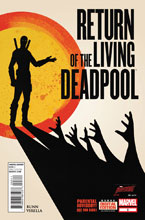 Image: Return of the Living Deadpool #3 - Marvel Comics