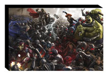 Image: Art of Marvel Avengers: Age of Ultron Slipcased HC  - Marvel Comics