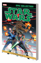 Image: Star Wars Legends Epic Collection Vol. 01: The New Republic SC  - Marvel Comics