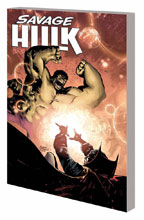 Image: Savage Hulk Vol. 02: Down to the Crossroads SC  - Marvel Comics