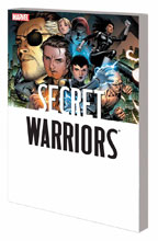 Image: Secret Warriors: The Complete Collection Vol. 01 SC  - Marvel Comics