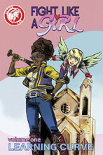 Image: Fight Like a Girl Vol. 01: Learning Curve SC  - Action Lab Entertainment