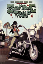 Image: Zombie Tramp Vol. 04: Sleazy Rider SC  - Action Lab - Danger Zone