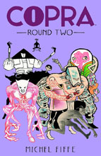Image: Copra: Round Two SC  - Bergen Street Press