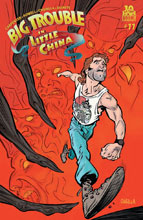 Image: Big Trouble in Little China #11 - Boom! Studios