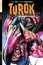 Image: Turok: Dinosaur Hunter Vol. 02: West SC  - Dynamite