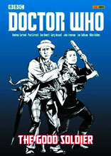 Image: Doctor Who Graphic Novel #20: The Good Soldier SC  - Panini Uk Ltd