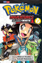 Image: Pokemon Adventures: Black and White Vol. 07 SC  - Perfect Square