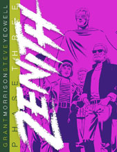 Image: Zenith Phase Three HC  - Rebellion / 2000AD