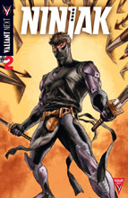 Image: Ninjak #2 (cover A - Larosa) - Valiant Entertainment LLC
