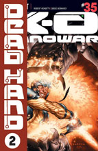 Image: X-O Manowar #35 (cover A - Larosa) - Valiant Entertainment LLC