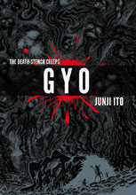 Image: Gyo 2-in-1 Deluxe Edition HC  - Viz Media LLC