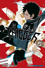 Image: World Trigger Vol. 05 SC  - Viz Media LLC