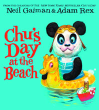 Image: Chu's Day at the Beach HC  - Harper Collins Publishers
