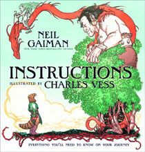 Image: Instructions HC  - Harper Collins Publishers