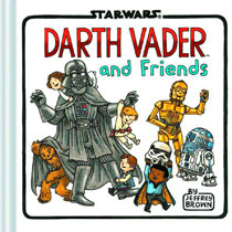 Image: Darth Vader and Friends HC  - Touchstone