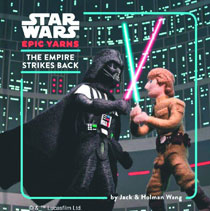 Image: Star Wars Epic Yarns: The Empire Strikes Back HC  - Touchstone