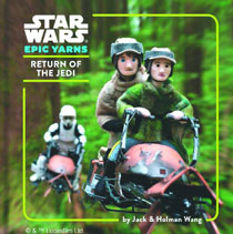 Image: Star Wars Epic Yarns: Return of the Jedi HC  - Touchstone