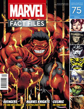 Image: Marvel Fact Files #75 (Red Hulk Cover) - Eaglemoss Publications Ltd