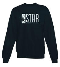 Image: S.T.A.R. Laboratories Crew Neck Sweatshirt  (XL) -